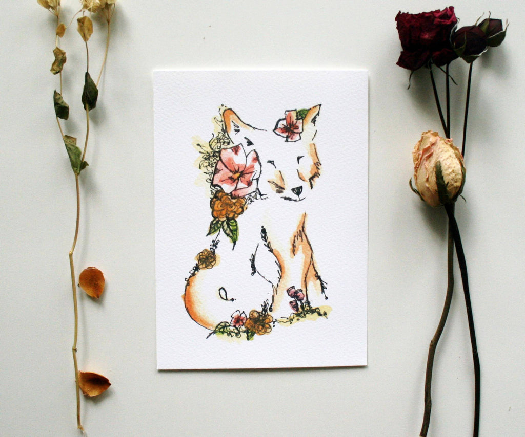 Woodland Fox - Ginably