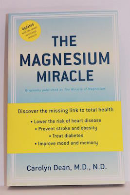 The Magnesium Miracle book