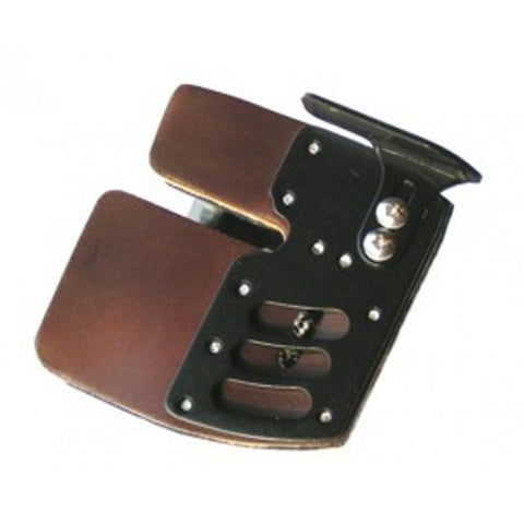 Cartel Smart Finger Tab with Leather Face