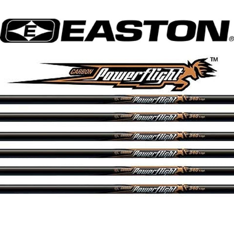 Easton PowerFlight Arrows