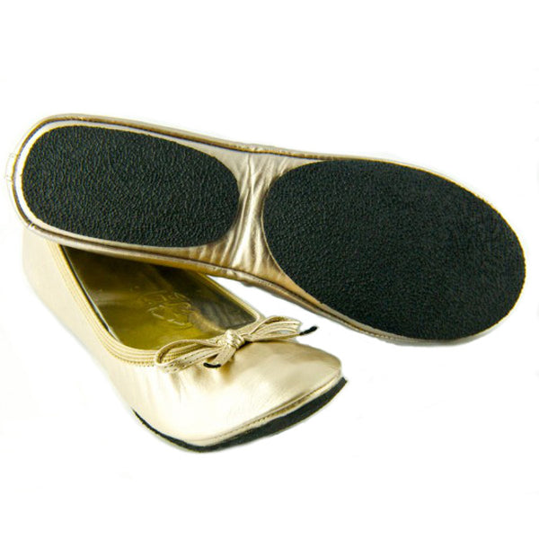 Gold Patent folding flats - Fit In Clouds