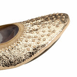 Close up image for gold foldup flats