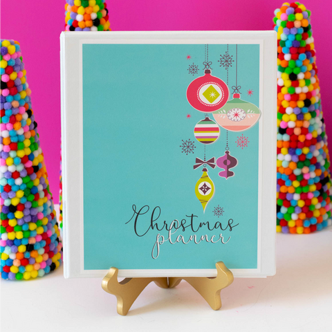 Printable Christmas Planner - DIGITAL DOWNLOAD