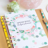 Intentional Life Day Planner FULL SIZE - Pineapple