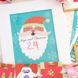 Christmas Countdown Celebration Kit - DIGITAL DOWNLOAD