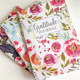 Set of 3 Gratitude Journals