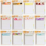 Meal Planner - 8.5x11