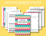 Printable Goal Planning Pages