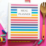 Printable Meal Planner - DIGITAL DOWNLOAD