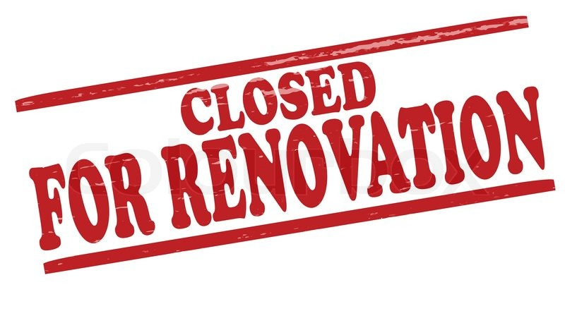 SURPRISE LOCATION TEMPORARILY CLOSED FOR REMODELS!