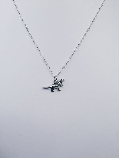Dinosaur Necklace - Dream Closet