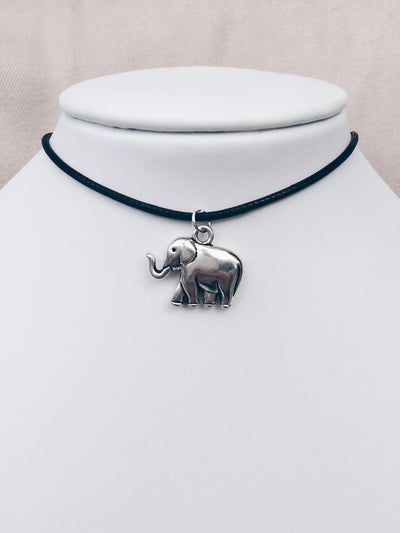 Elephant Necklace - Dream Closet