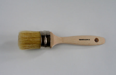 Oval Chalk Paint Brush 40mm