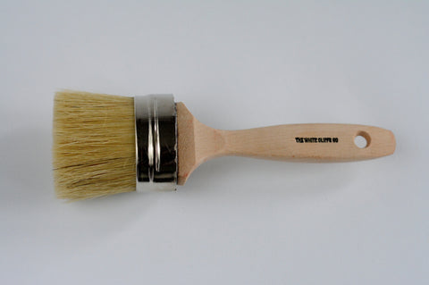 Oval Chalk Paint Brush 50mm
