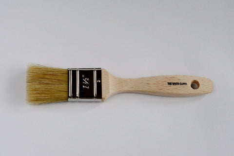 "Flat Chalk Paint Brush 1.5"" / 40mm"