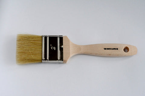 "Flat Chalk Paint Brush 2"" / 50mm"