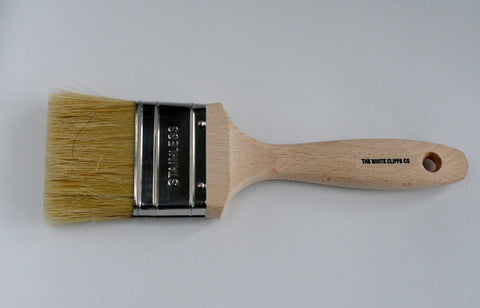 "Flat Chalk Paint Brush 2.5"" / 65mm"