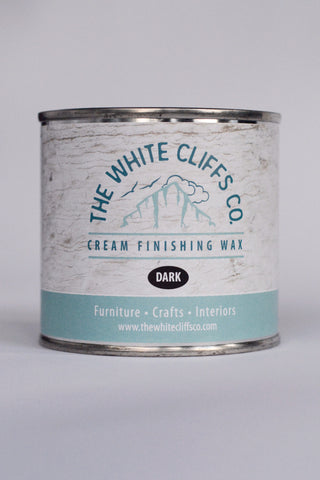 Cream Finishing Dark Wax 250ml