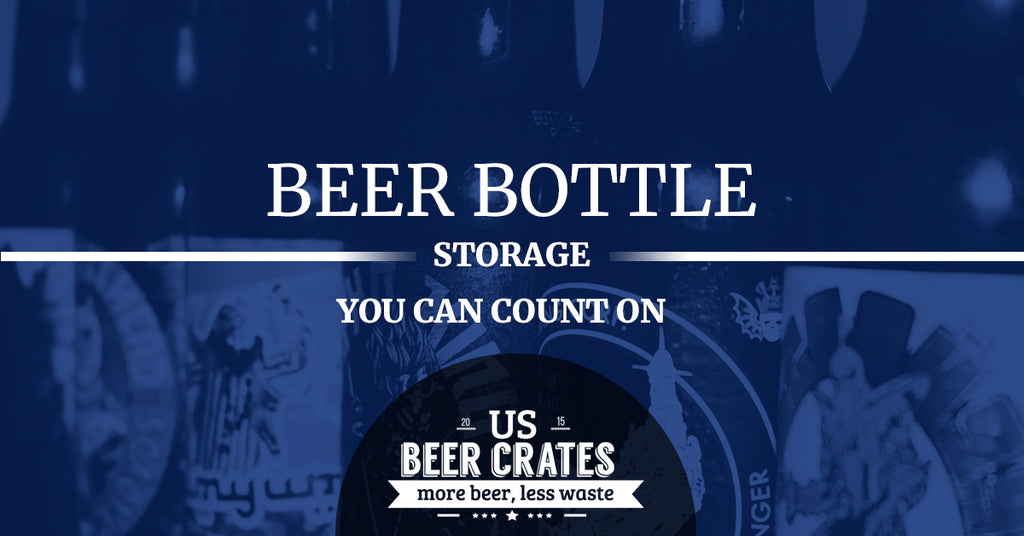 Beer Bottle Storage You Can Count On
