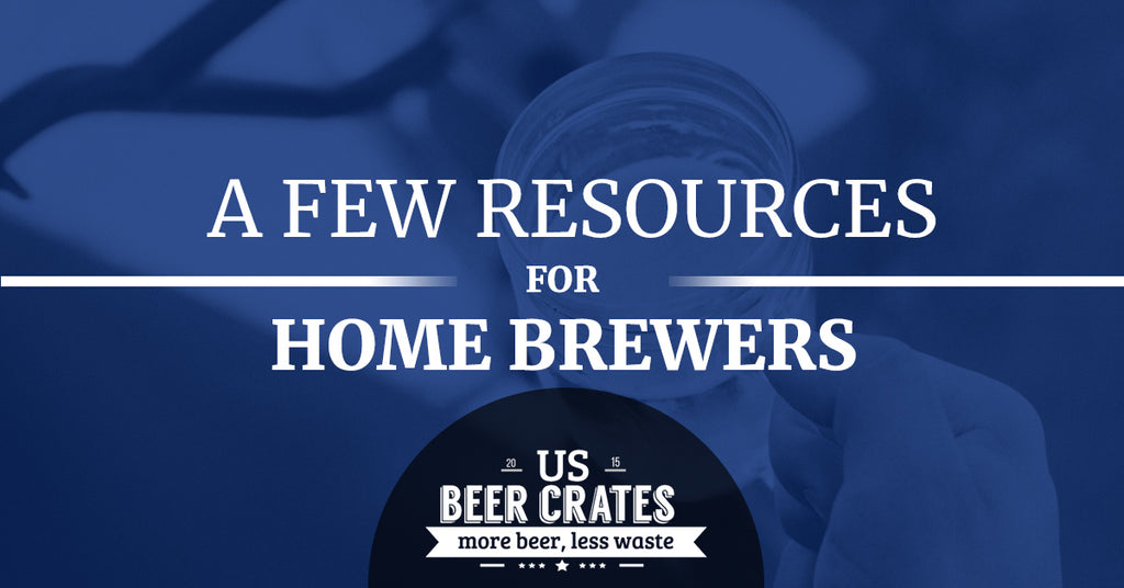 A Few Resources for Home Brewers