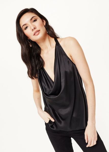 Cami NYC The Jackie Black Top