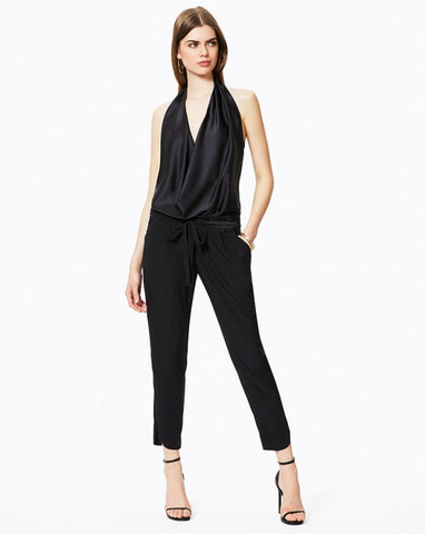 Ramy Brook Black Allyn Pant