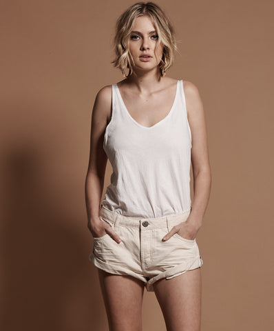 One Teaspoon Nashville Cream Bandits Shorts