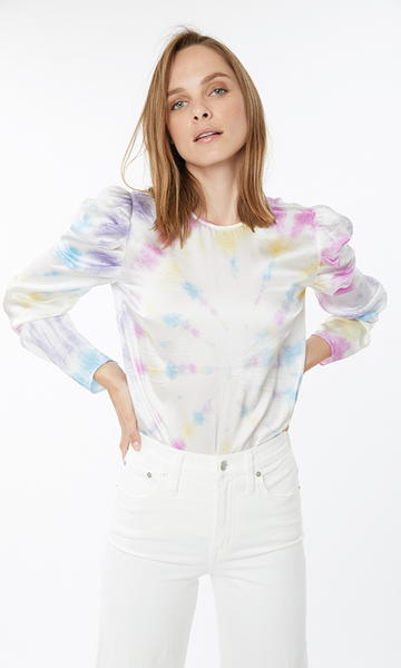 Generation Love Penelope Tie Dye Blouse
