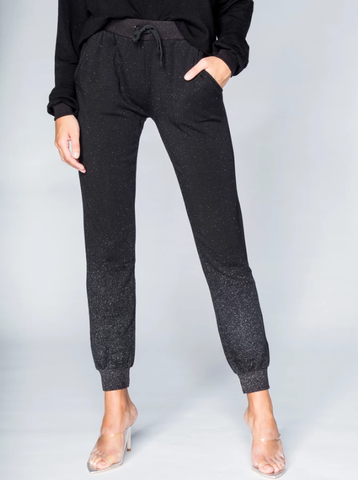 CHRLDR Glitz Flat Pocket Sweatpants