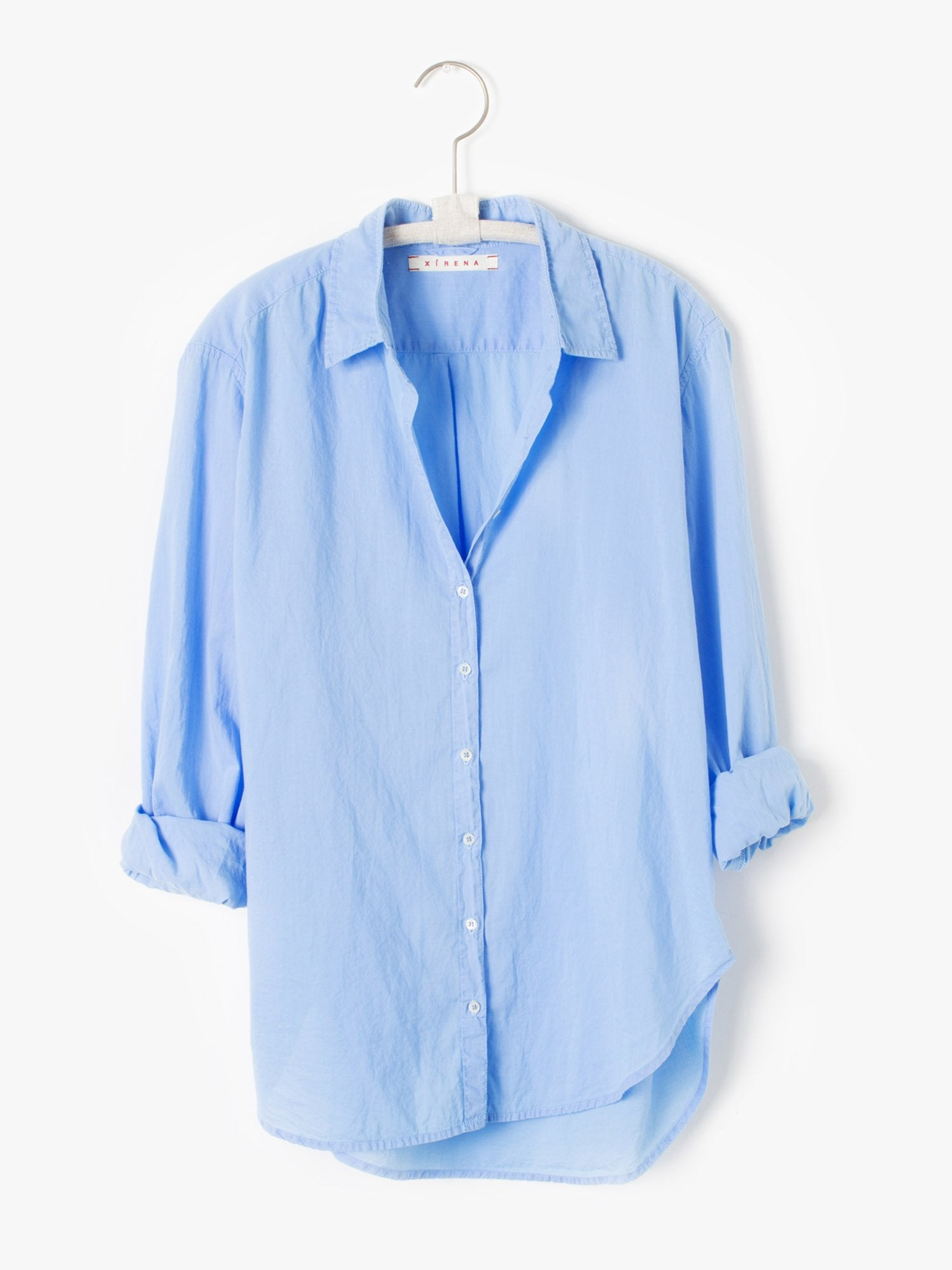 Xirena Cruise Blue Beau Shirt