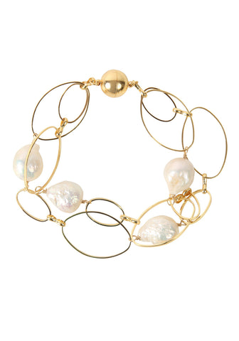 delicate-loop-gold-chain-bracelet-with-pearls