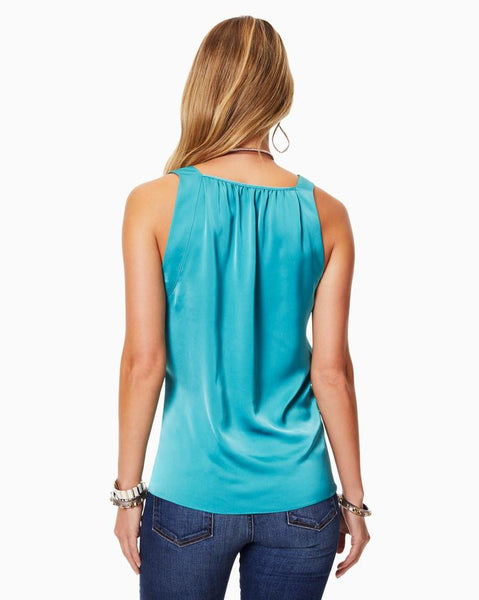 Ramy Brook Lanna Jade Top