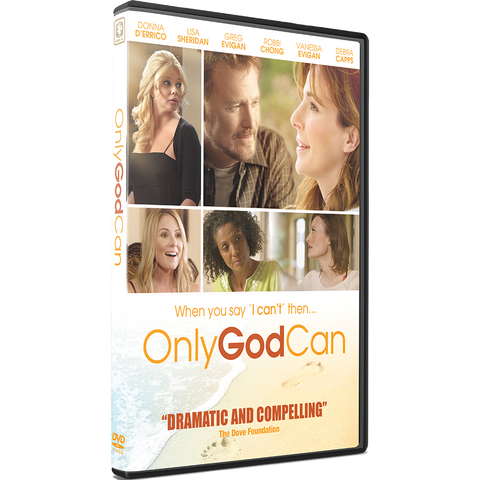 Only God Can DVD