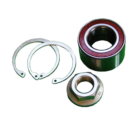 European Caravan Spare Part Sealed Bearing Nut And Circlip 1224801 Suits 2051 Brake