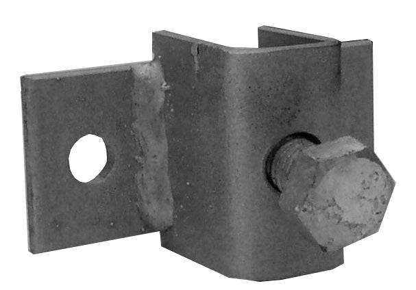 "Dunbier Bolt-On Frame ""U"" Bracket.(Bulk) suit 20mm leg"