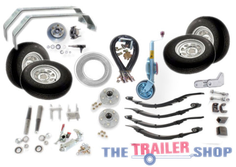 TANDEM AXLE TRAILER KIT - TS3