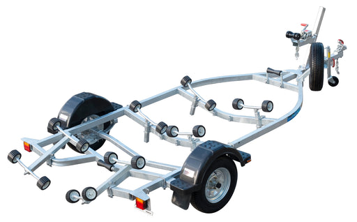 Bricon Marine Trailer - Boat 4.00M Rollered