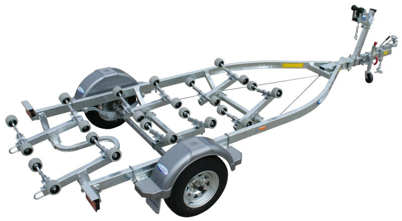 Dunbier Trailer SRW5.314MM