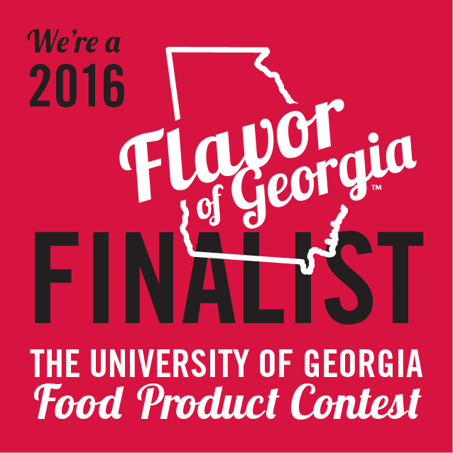 Announcement - 2016 Flavor of Georgia Finalist
