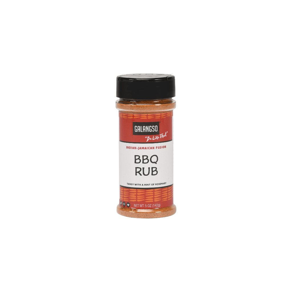 GALANGSO BBQ RUB - 5 Oz - Nature's Kitchen