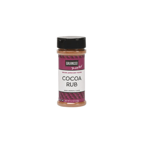 GALANGSO COCOA RUB - 4.2 Oz - Nature's Kitchen