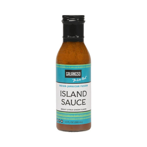 GALANGSO ISLAND SAUCE - 12 Oz - Nature's Kitchen
