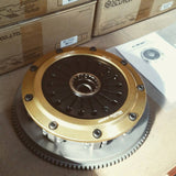 Ogura Racing ORC 559D Twin Plate Clutch and Flywheel Assembly Mitsubishi Evolution 4-10