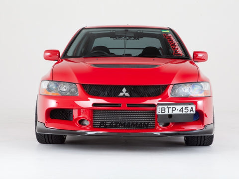 Plazmaman Mitsubishi Evolution 7-9 Pro Series Swept Back Intercooler