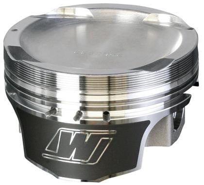 Wiseco Mitsu Evo 4-9 HD2 Asymmetric Skirt Gas Ported CR 10.5 Piston Set