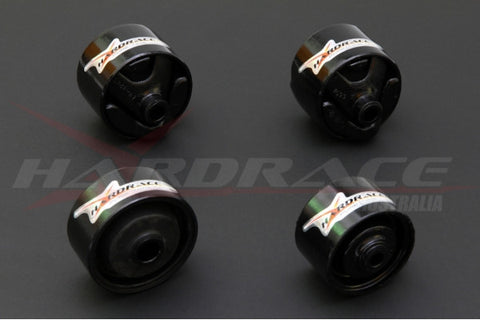 Hardrace Engine Mount 4pcs, EVO 1-3