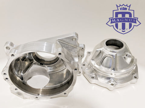 Magnus Motorsports EVO VII – IX 7075 Billet Transfer Case Housing