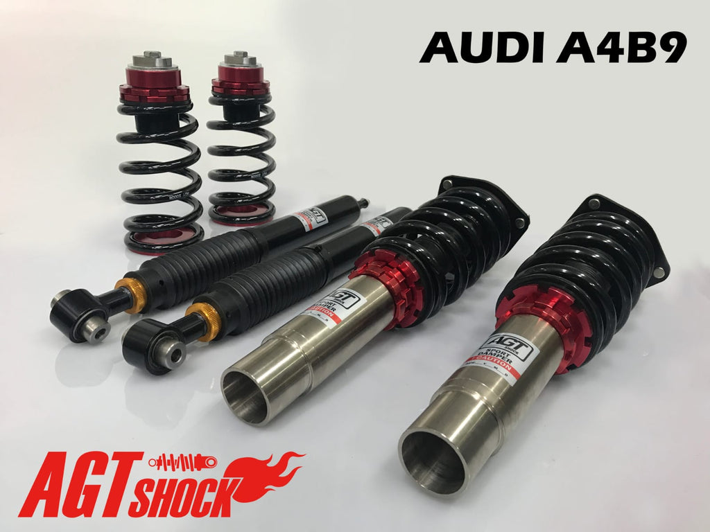 Audi A4 B9 AGT Coilovers