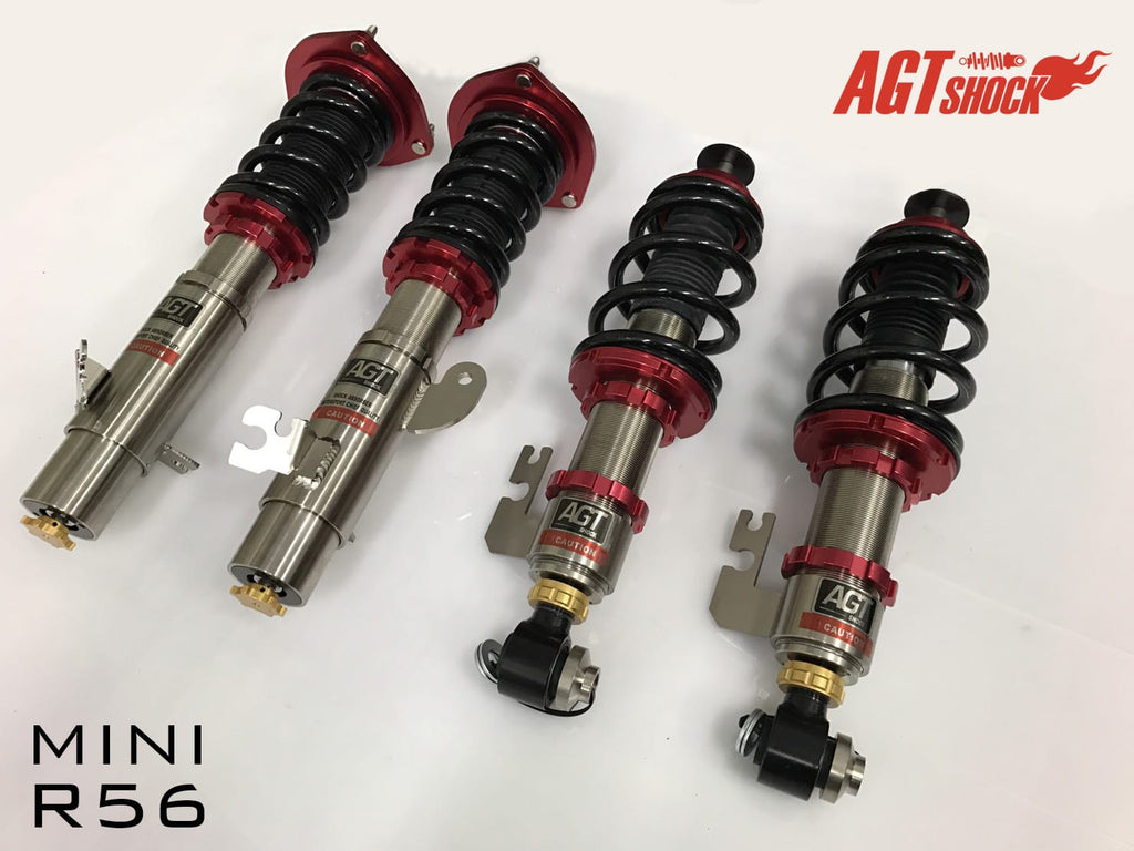 Mini Cooper R56 AGT Coilovers