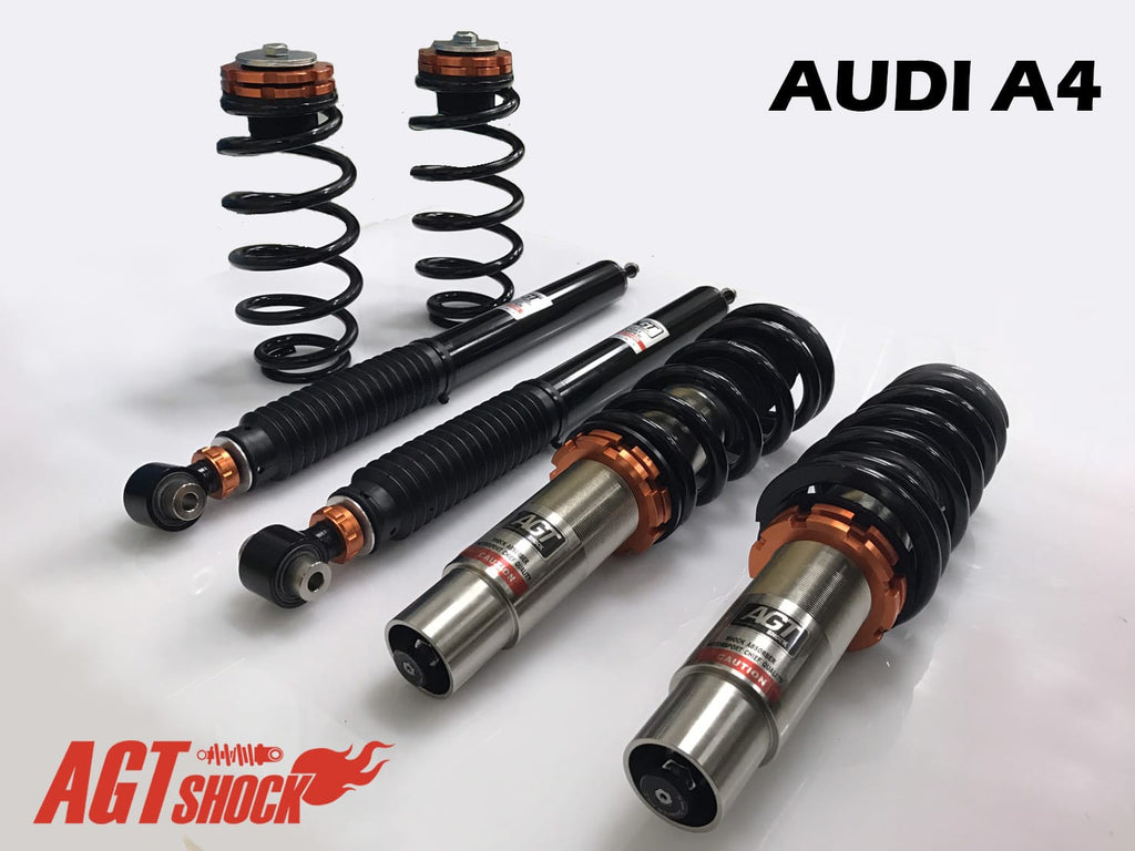 Audi A4 AGT Coilovers